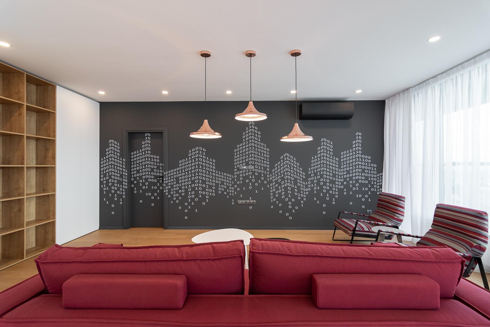 интериорен дизайн на апартамент от ЕДО студио